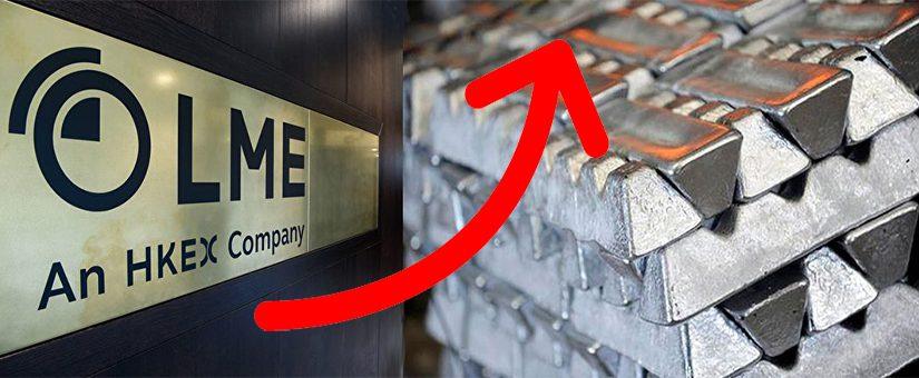 Inestabilidad en el mercado del aluminio (I)